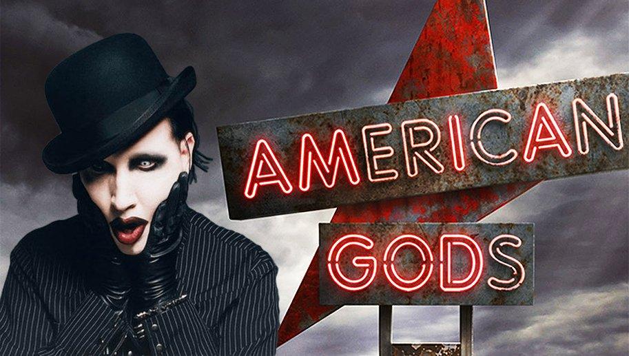 Marilyn Manson Joins American Gods Season Three geekvibesnation.com/singer-marilyn… #AmericanGods