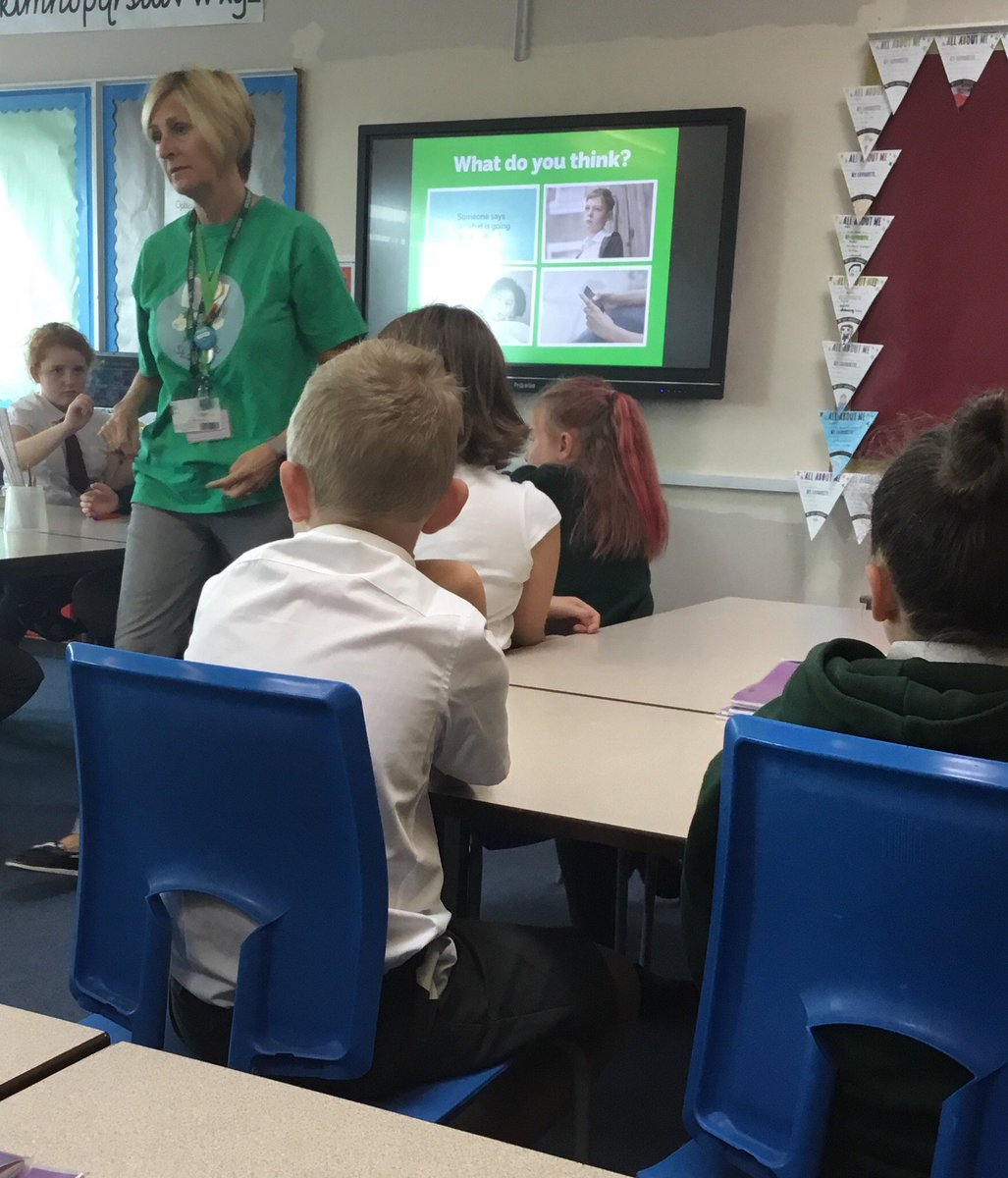test Twitter Media - RT @MrStinchcombY5: Thank you to @NSPCCLearning for talking to us about #SpeakOut https://t.co/sxOBflLkwa