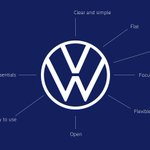 Image for the Tweet beginning: A look at Volkswagen's clean,