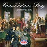 Image for the Tweet beginning: 232 years ago, 39 delegates