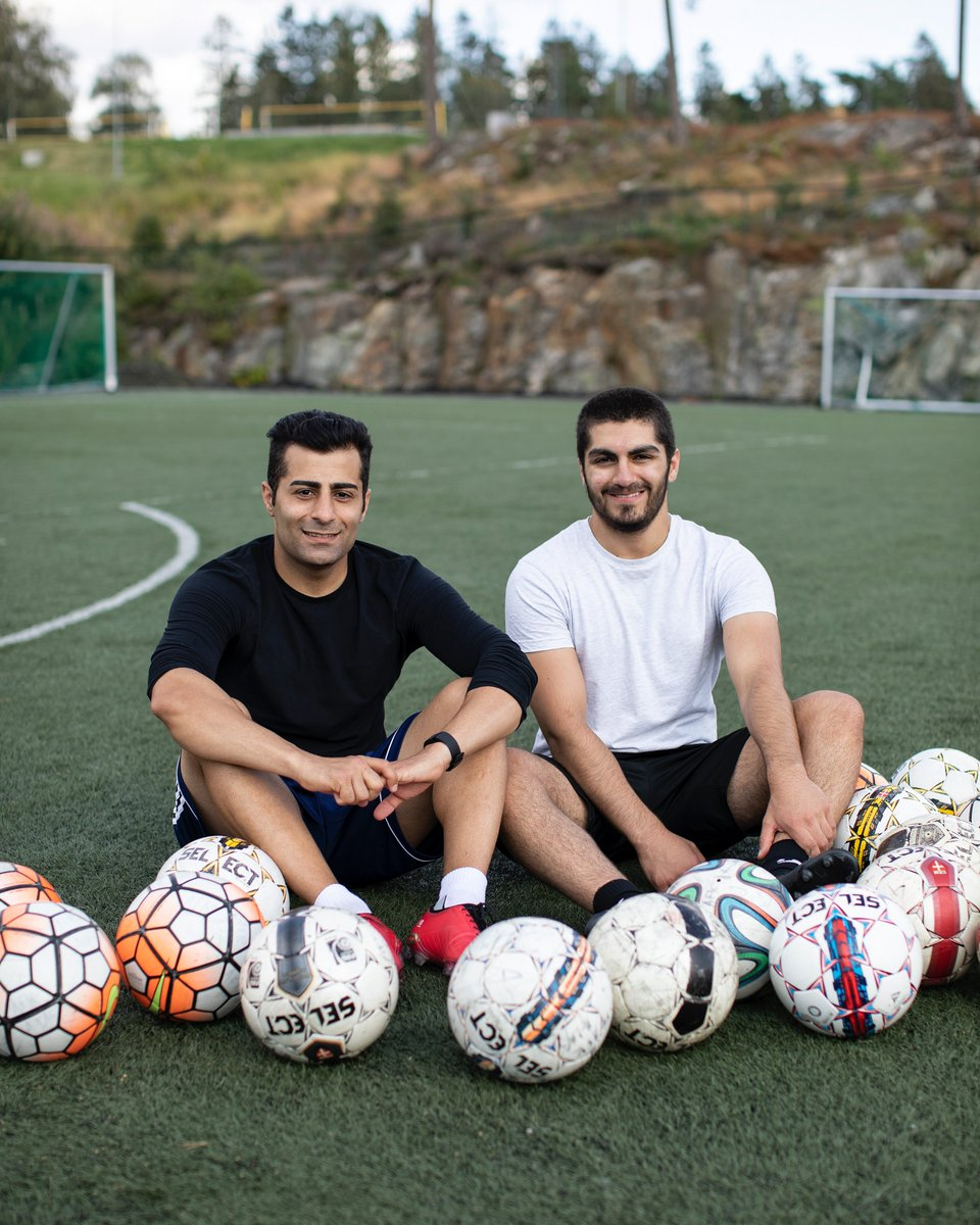 #DoYouFollow football freestyling brothers Kawan and Bawan Hussaini? (Spoiler alert: you should.) ⚽️⚡️https://www.instagram.com/tv/B2hZY4OguXB/