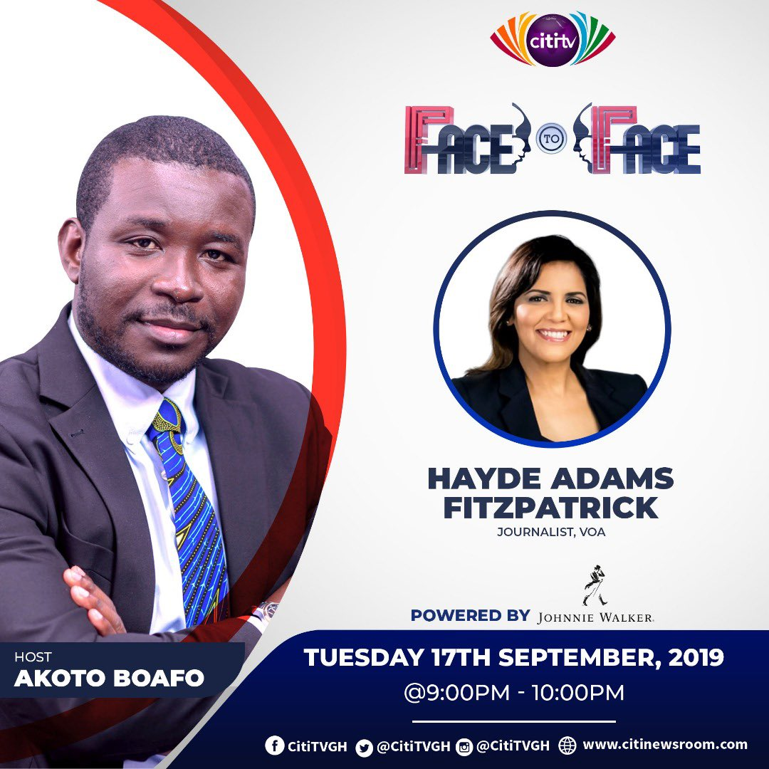 #FacetoFace is love tonight! ⁦@CitiTVGH⁩
