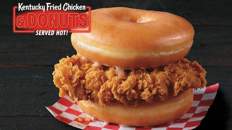 KFC Just Revealed a Stunning New Product That Is a Huge Threat to Popeyes, Chick-fil-A, and McDonald's