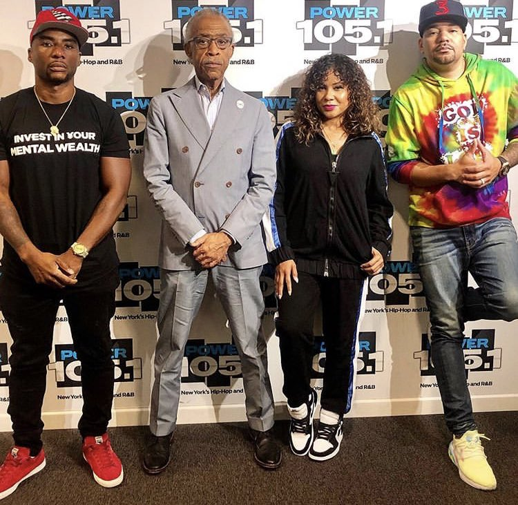 Tune in to @breakfastclubam tomorrow! @cthagod @angelayee @djenvy & I talked about Thursday's House Judiciary Committee Oversight hearing on policing practices. I'll testify as a witness as will Gwen Carr. The hearing organized after NAN & I campaigned for Congressional action. https://t.co/5lAQ0Mt7Qb