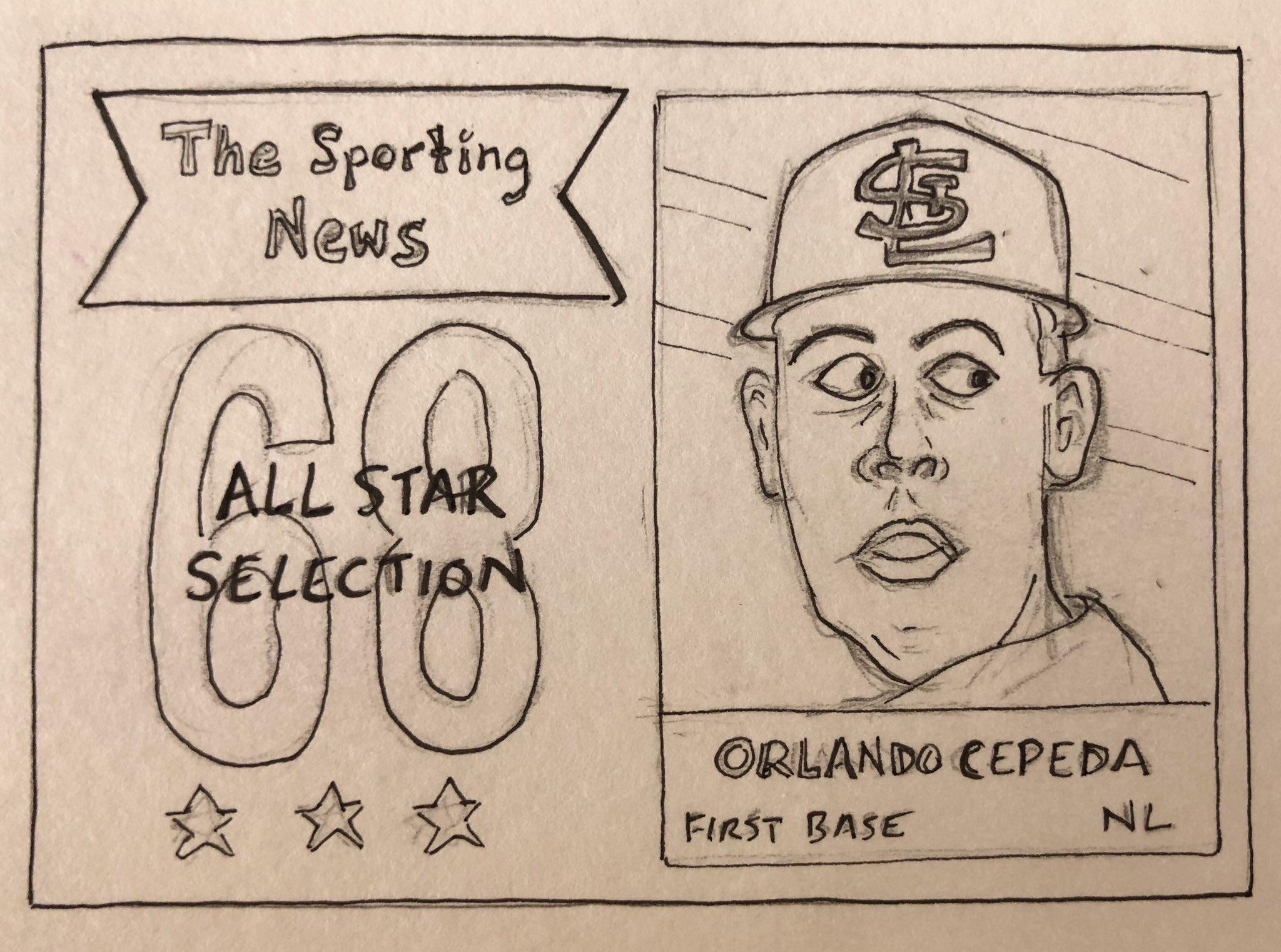 Happy Birthday Orlando Cepeda.