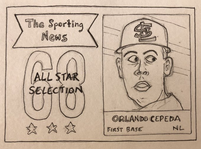 Happy Birthday Orlando Cepeda.