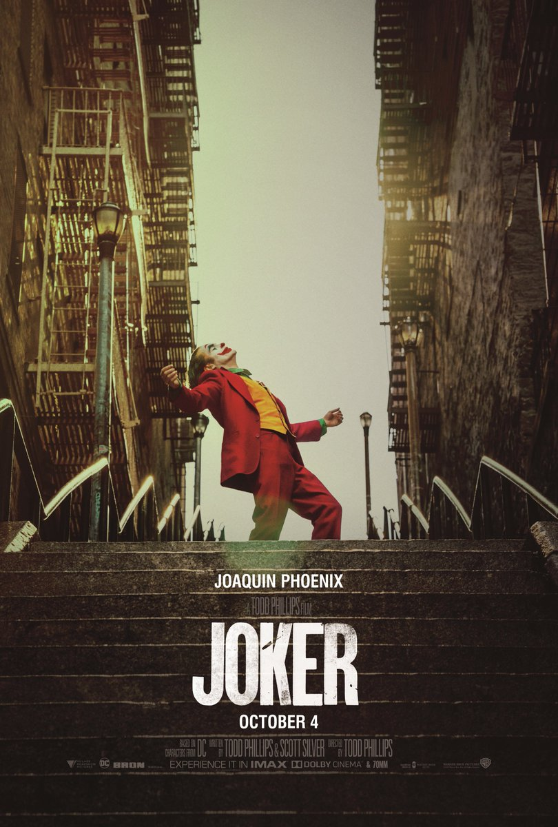 GVN #Charlotte! Would you like to see #Joker early? We have partnered with Warner Bros to offer our fans a chance to see an advanced screening on October 1 at 7:30PM - wbtickets.com/GVNJOKERCLT