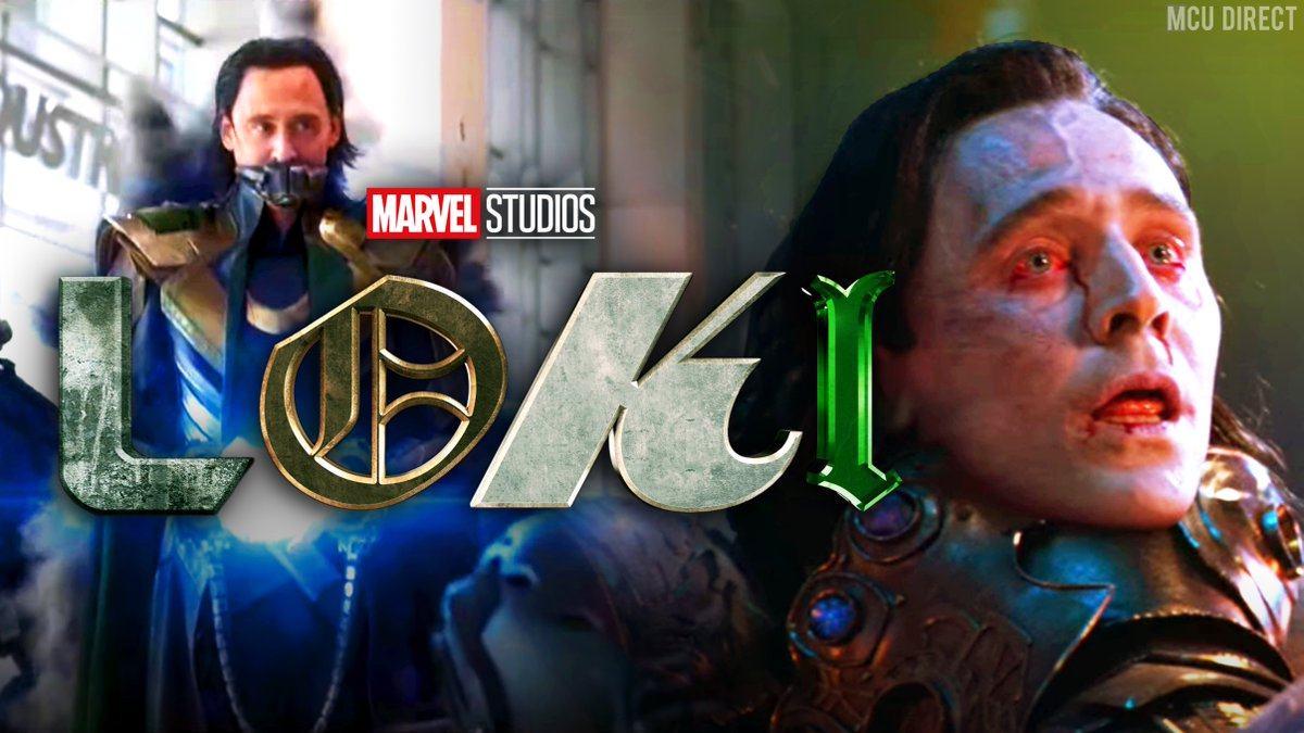 The #Loki series will answer the questions of whether Loki really died in AVENGERS: INFINITY WAR and what he is doing with the Tesseract during #AvengersEndgame , says actor @twhiddleston!  http:// bit.ly/2kORTLb    <br>http://pic.twitter.com/aaCfI8QfEx