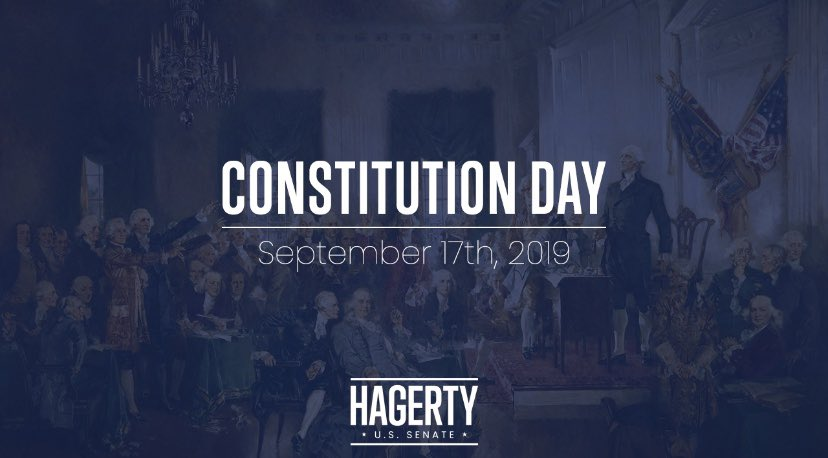 #OTD in 1787 the Constitution was signed and today, we must continue to defend our founding principles. <br>http://pic.twitter.com/V4ELIduOEb