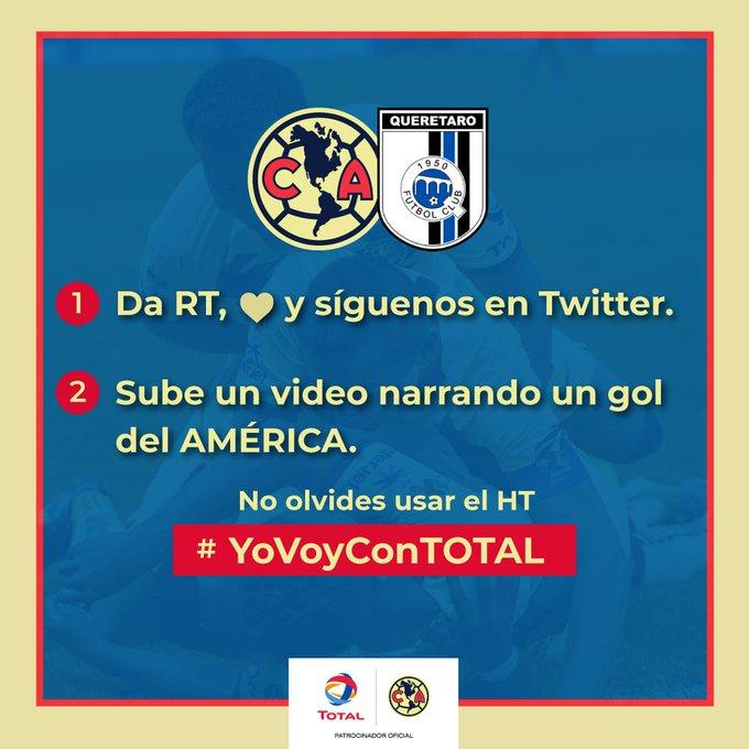 #YoVoyConTOTAL Foto