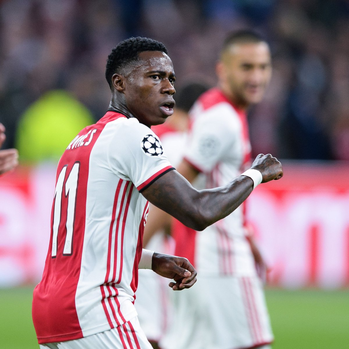 ⚪️🔴⚪️ Ajax have reached the quarter-finals in each of the previous 5 seasons in which they won the 1st group stage game...   #UCL