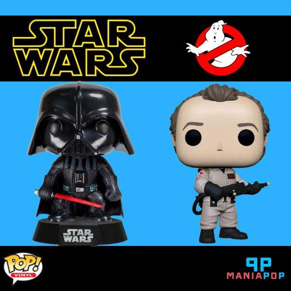 Filmes, adoramos!!! E os personagens ainda mais!!! Em nosso estoque uma nova remessa do Darth Vader (Star Wars) e uma nova versão do Dr Peter Venkman (Os Caça-Fantasmas).  Confira outros Funko Pops em http://www.maniapop.com.br  #filme #netflix #starwars #clássico #anos80 #maniapop pic.twitter.com/hPbAYW23Mp