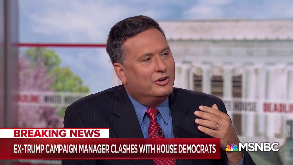 """In the end, the consequence is whether or not voters re-elect or vote him out in 2020... If the voters aren't willing to step up and enforce these norms... then this will be the new normal"" - @RonaldKlain w/ @NicolleDWallace https://t.co/R5A7E20reG"