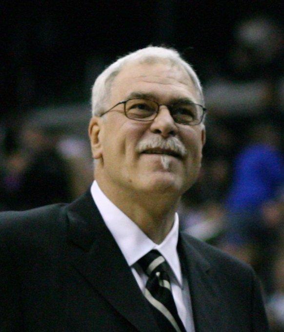 Happy Birthday basketball coach Phil Jackson