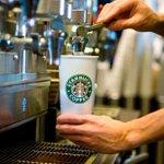 Image for the Tweet beginning: Starbucks plans to improve US