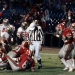 Image for the Tweet beginning: .@AtlantaFalcons QB Steve Bartkowski threw
