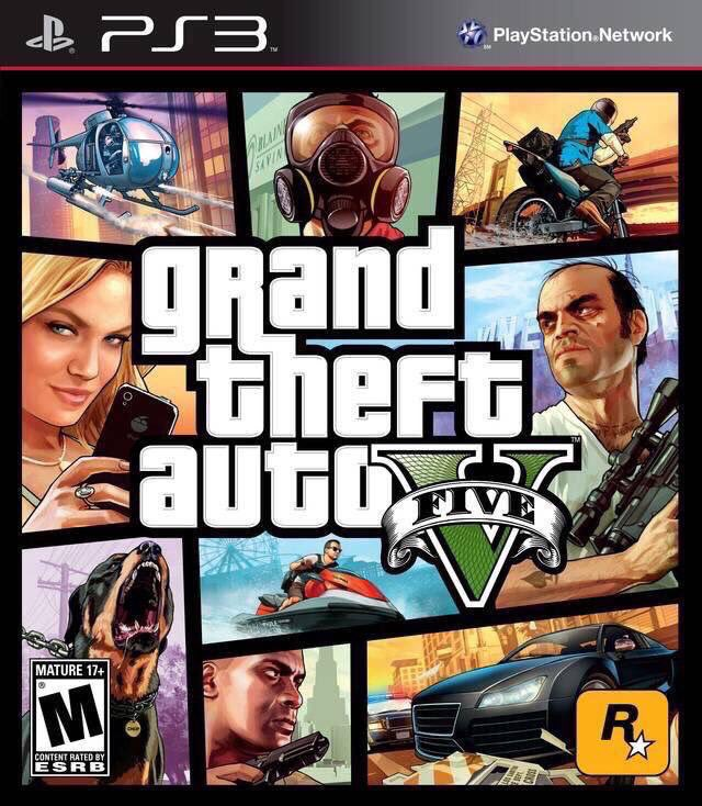 Grand Theft Auto V for PS3 & Xbox 360 was released on this day worldwide, 6 years ago (2013)