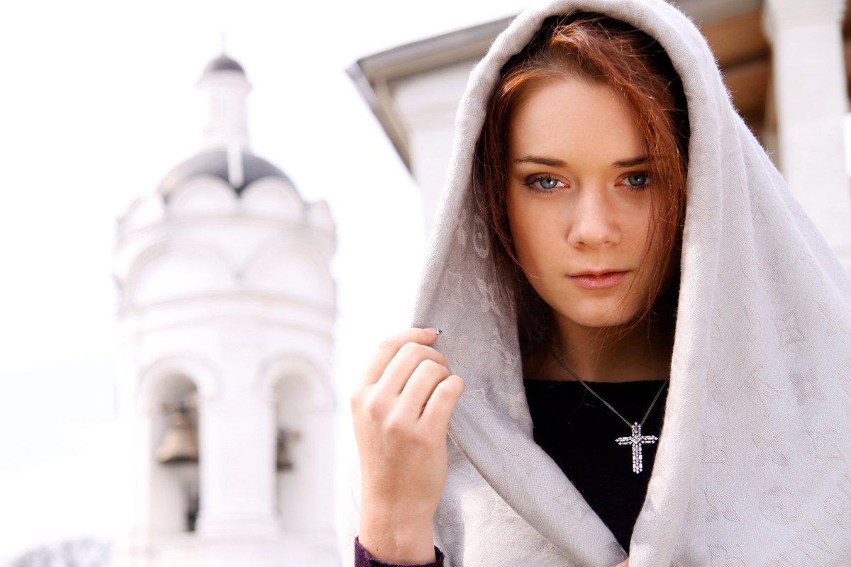Картинки православные женщины