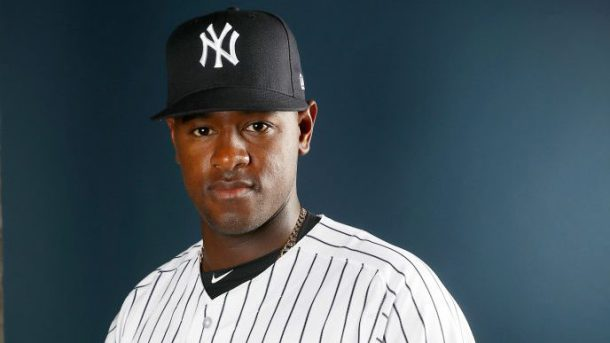 Luis Severino 🇩🇴 started and pitched 4 innings, Jonathan Loaisiga 🇳🇮 pitched the 5th & 6th, Stephen Tarpley pitched the 1.1 innings, Cody Gearrin finished the 8th, and Chance Adams pitched the 9th, for an 8-0 win vs the LA Angels at Yankee Stadium on Tuesday, September 17th, 2019