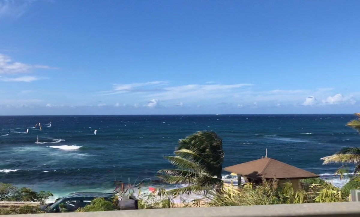 test Twitter Media - Windy and warm at Ho'okipa. #cmweather #Maui #Mauinokaoi #Hookipa #Surf #windsurf https://t.co/agJwINz1CK