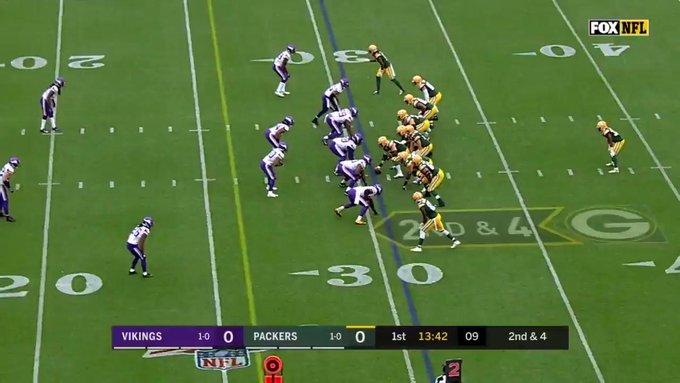 116 rushing yards + 34 receiving yards + 1 TD.   Aaron Jones did it all in Week 2! @Showtyme_33   #GoPackGo | @Packers