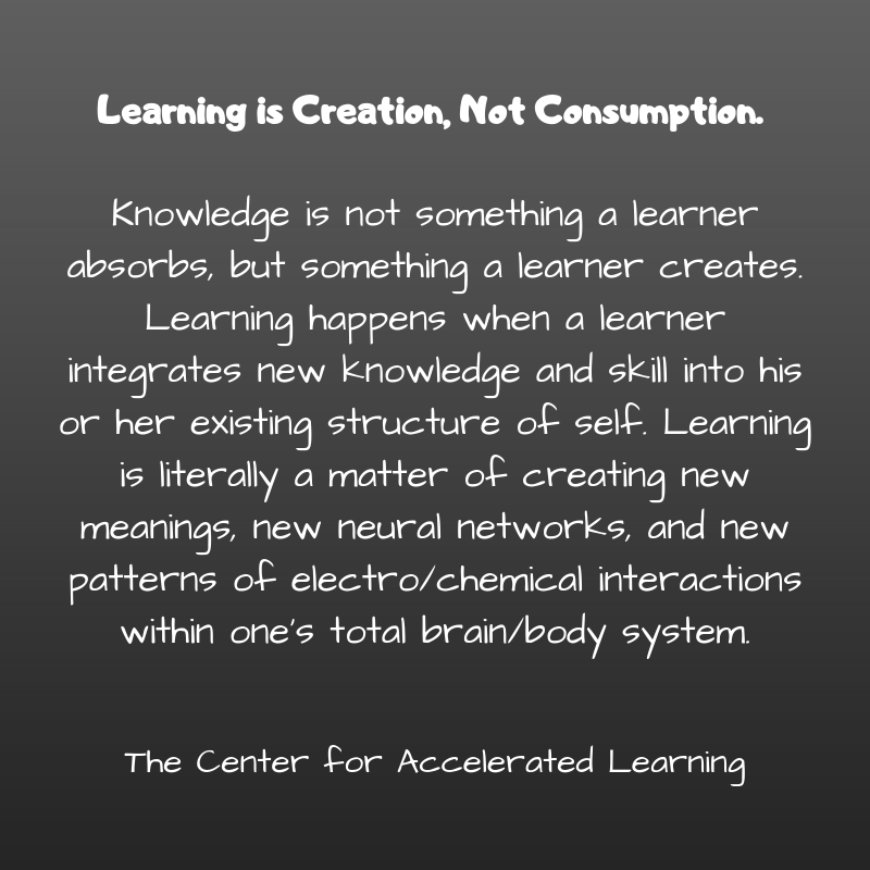 The Importance of Meaningful Creation buff.ly/31iEsTF