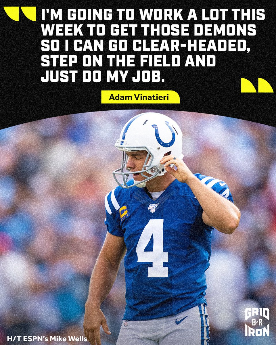 The 🐐 is looking to get past his rough start. https://t.co/vfNYhMixHF