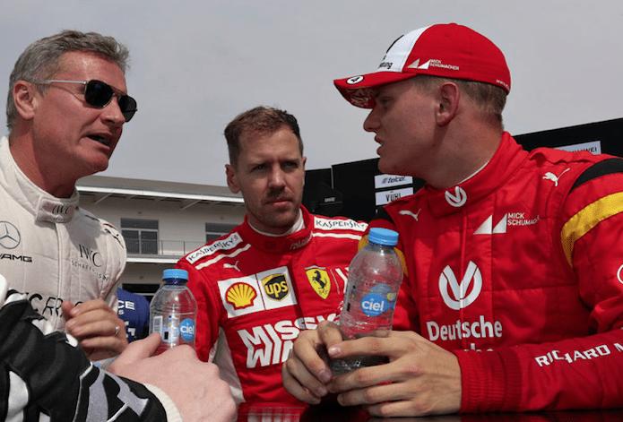 "#TJ13 #F1 - #Schumacher soon in Formula 1? Current F1 driver says ""for sure"" https://thejudge13.com/2019/09/18/schumacher-soon-in-formula-1-current-f1-driver-says-for-sure/…"
