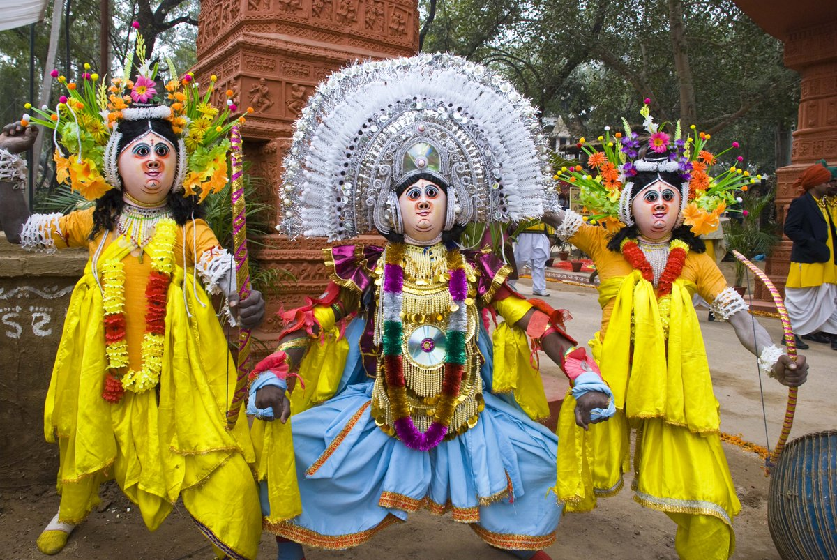 India's 13 Gems on UNESCO Representative List of the Intangible Cultural Heritage of Humanity