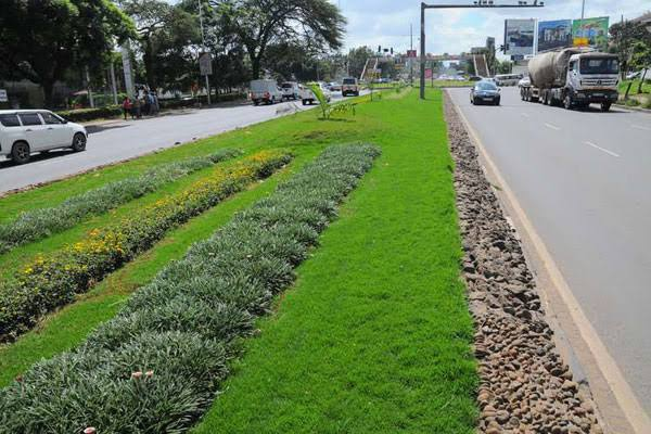 This is our capital. This is the capital city of Kenya. #GovSonkoIsClean