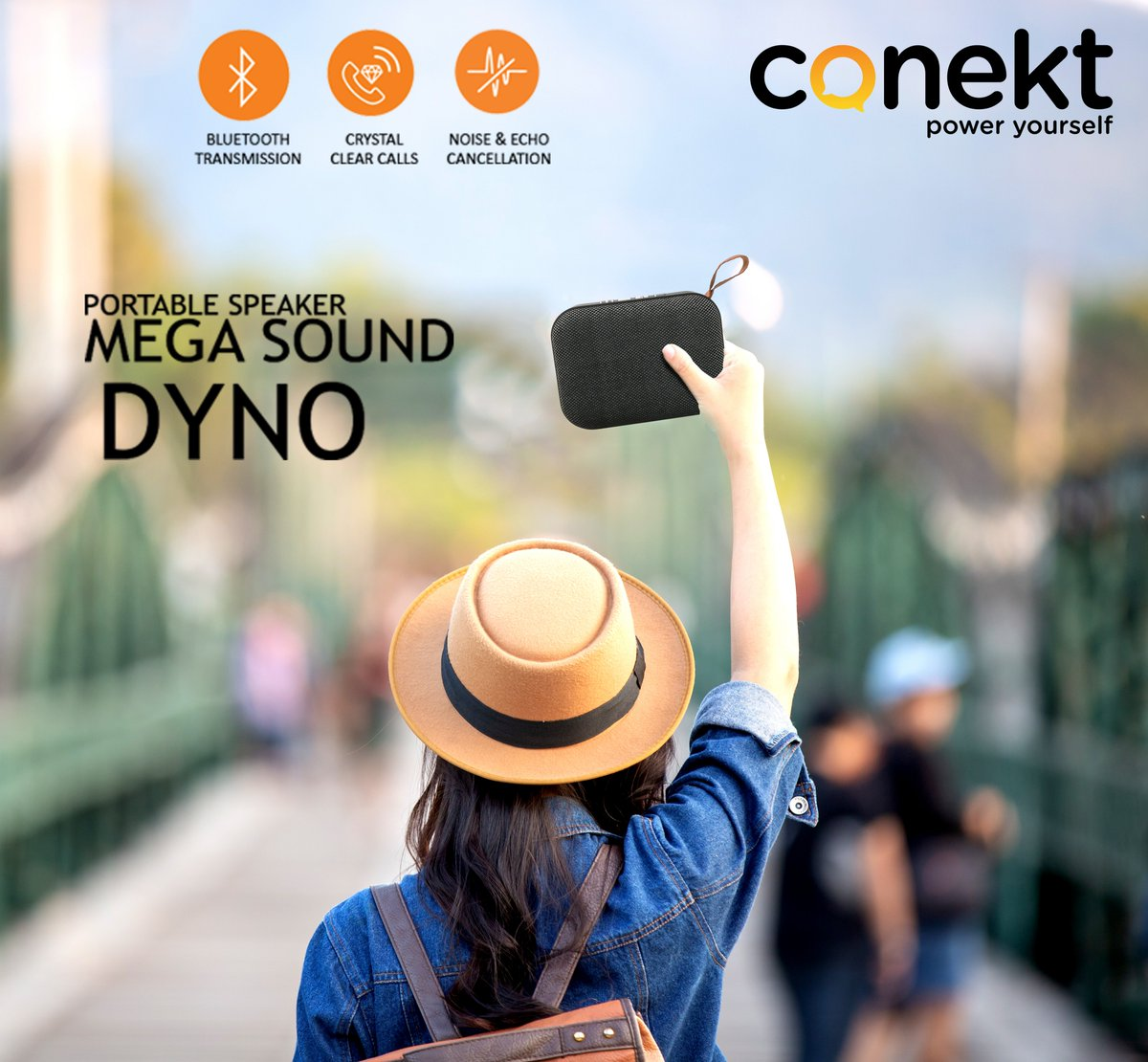 Your #Favourite Music will follow you with #Portable #Bluetooth Speaker DYNOExplore Our more Products http://www.conekt.in 👈👈👈For Buying Online https://tinyurl.com/y4qlnwyu 👈👈👈#Rohitsharma #Hitman #CWC19 #Worldcup19 #MobileGadgets #Conekt #Poweryourself