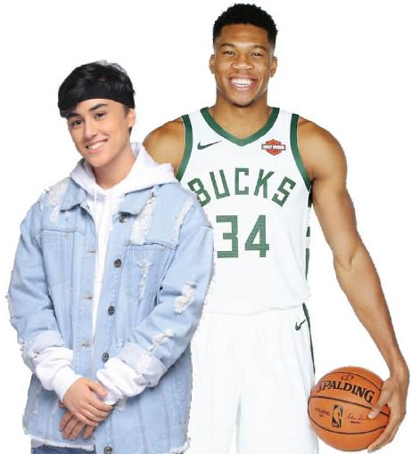 Edward Barber sits down with NBA MVP for interview https://t.co/Ee8xHhRIAF https://t.co/jHX1MbVOmM