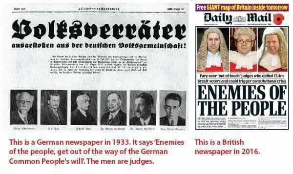 At a time when the Daily Mail is among those propaganda rags attacking our state institutions, let's remember that it is owned by Viscount Rothermere, who claims non-domicile status and does not pay UK tax. 😠 #hypocrisy #StopTheCoup #StopBrexit 🇪🇺🇪🇺🇪🇺