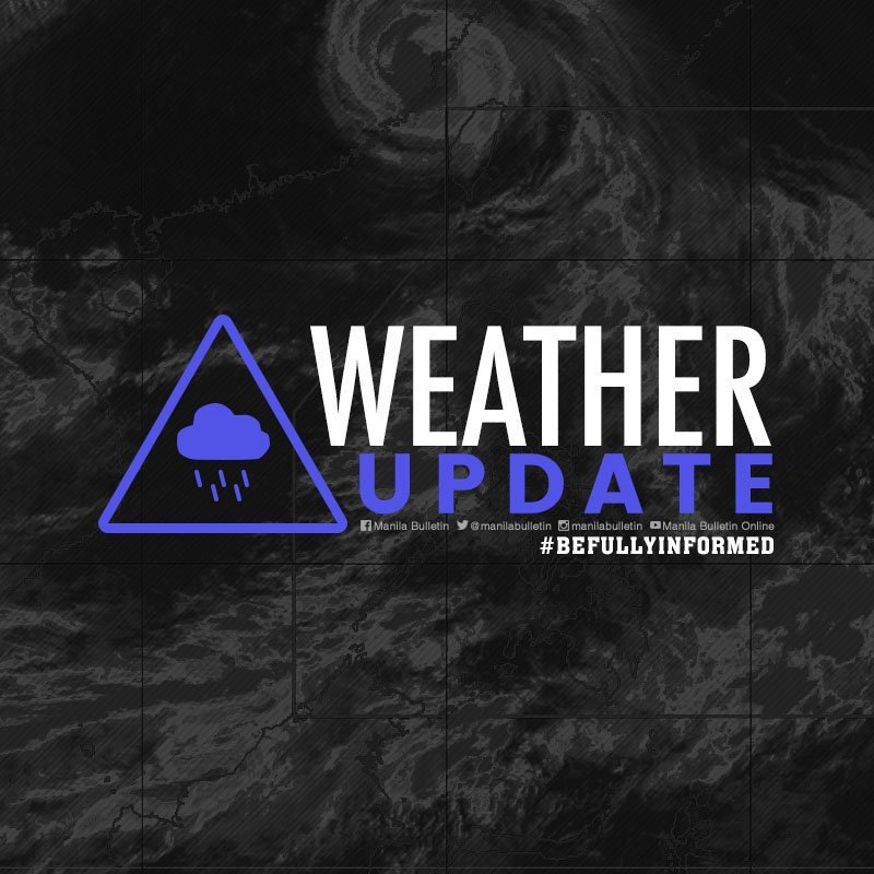 'Nimfa', LPA to bring rains in parts of Luzon, Visayas https://t.co/mceYAkGYDF https://t.co/6fSKCactwi