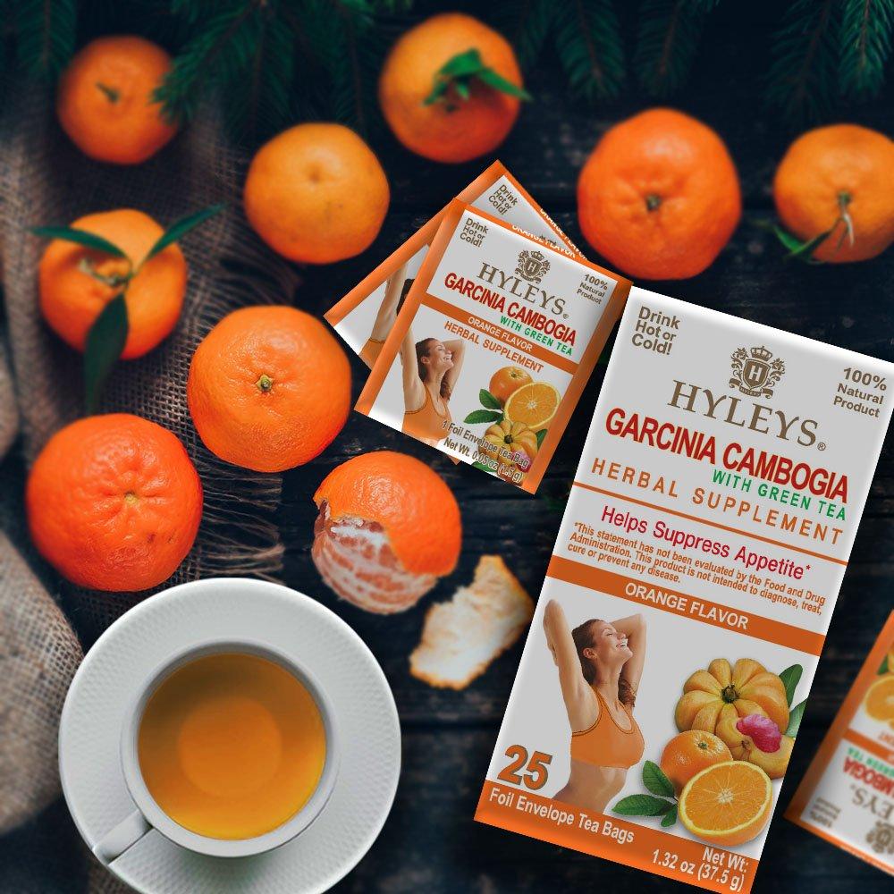 Regency Teas On Twitter Garcinia Cambogia With Green Tea Orange