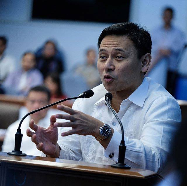 Angara points out P1-billion quick response funds to address spread of Asian Swine Fever https://t.co/kqIyVvwu1P https://t.co/nLGe6aqBjR
