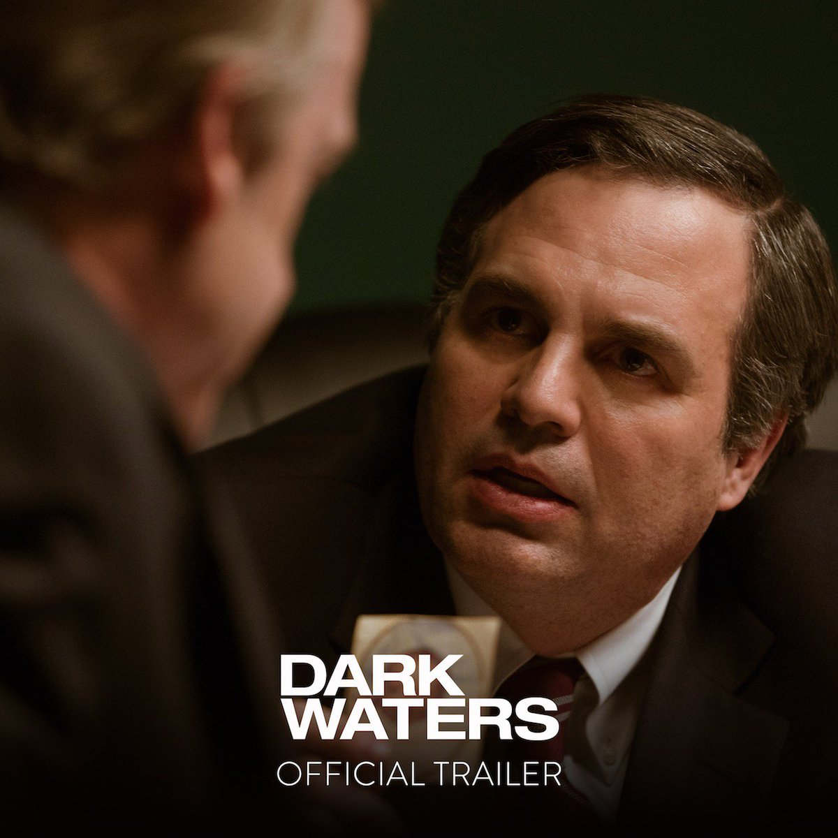 The truth has a man on the inside. Inspired by true events, watch the first trailer for #DarkWaters