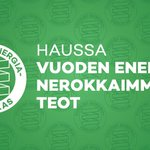 Image for the Tweet beginning: Haussa valtakunnan #energia'nerokkaimmat teot. Ilmoita