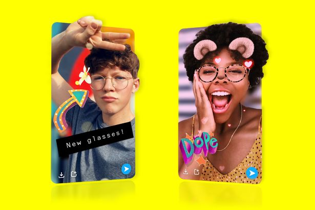 Snapchat 3D pictures have arrived - and they could spark a new selfie craze
