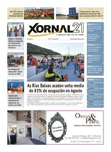 Publicamos número 137 de Xornal21 con información de #Galicia  #PontevedraProvincia  #Mos #OPorriño #Salceda #Mondariz #MondarizBalneario #AsNeves  #Salvaterra #Ponteareas #AGuarda #ORosal #Oia #Tomiño #Tui #Nigrán #Gondomar y #Baiona vía @Xornal21