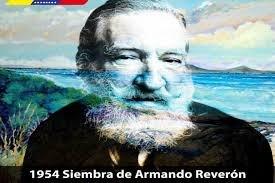 HOY SE CUMPLEN 65 AÑOS DEL FALLECIMIENTO DE ARMANDO REVERÓN. CONSIDERADO UNO DE LOS ARTISTAS MÁS IMPORTANTES DEL SIGLO XX EN AMÉRICA LATINA, POR SU CARÁCTER EXÓTICO, EXCÉNTRICO Y SU TÉCNICA EN EL DOMINIO DE LA LUZ.