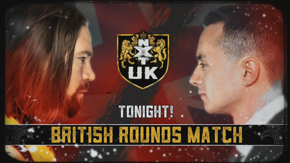British Wrestling.Chain Wrestling.Catch-as-catch-can Wrestling.For the years that you've heard people go on about the skill, technique and style of wrestling here in the UK. Tonight, for the first time in @WWE, @NXTUK brings you a legendary rounds matchWatch @WWENetwork 8pm