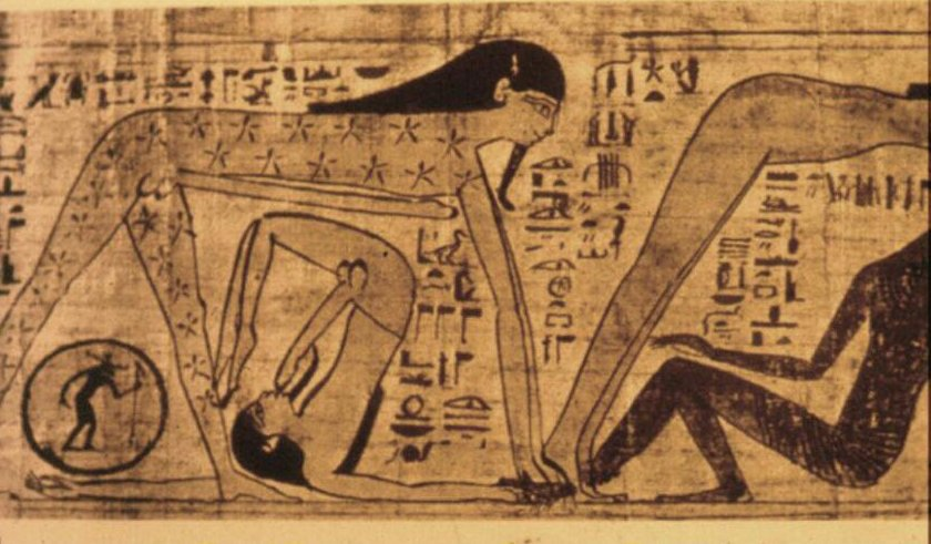 From hieroglyphs to bits