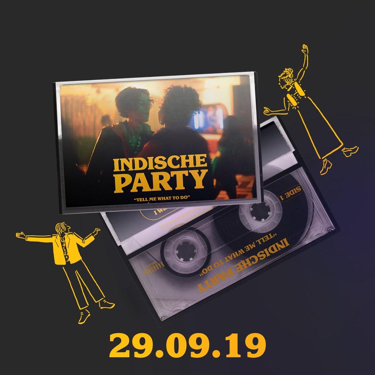 kaset Indische Party