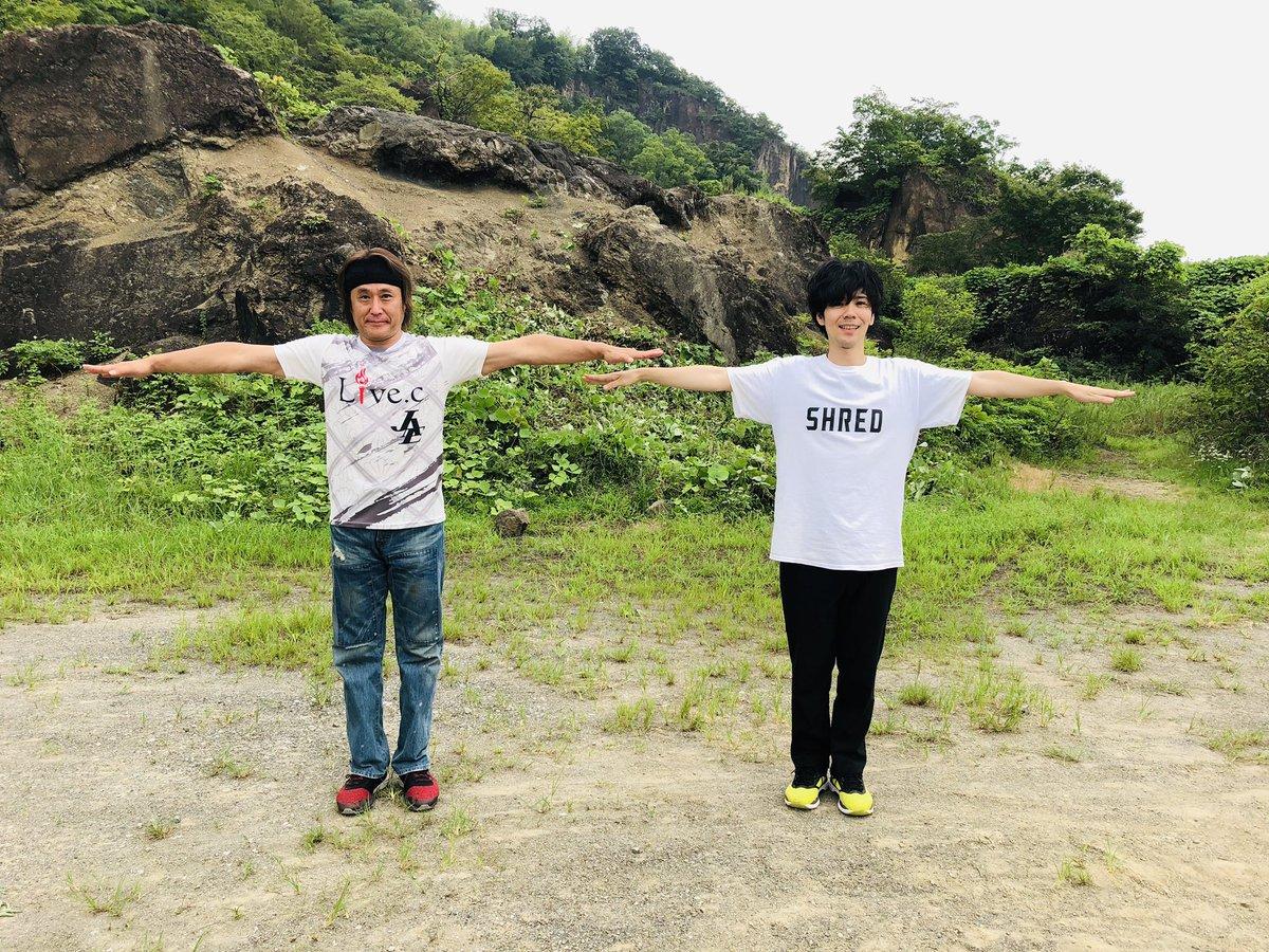 #高岩成二 さんのTィィィーーッ!!!!