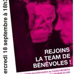 Ce soir, rejoignez la dream team ! Participation aux soirées, accueil du public, street-team, photographes, reporters et autres flyers dealers, le Confort Moderne, @JazzPoitiers et La #Fanzinothèque ont plein de missions à vous confier. #bénévolat #Poitiers