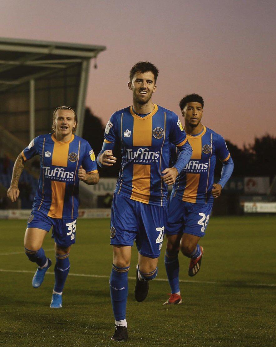 +3 for the boys last night! 🃏 @DiegoForlan7 / @Jasoncummings35 @JoshLaurent28 @shrewsweb https://t.co/bp4g9cotgt