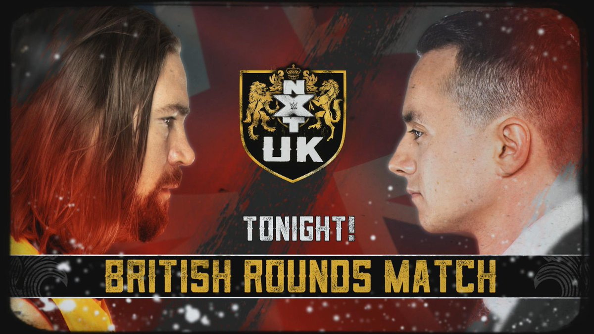 TonightBig things just a couple hundred .... seconds away. 👀@NXTUK 8PM tonight UK time