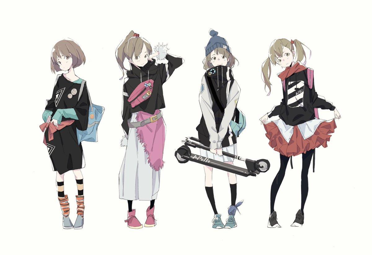 女子女子!