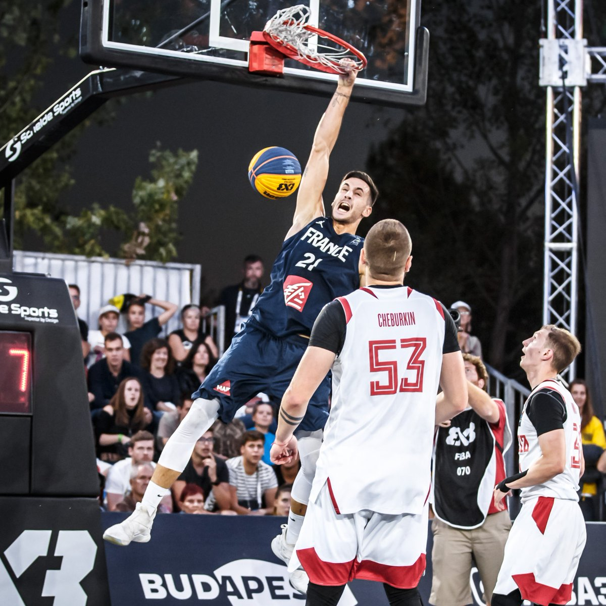 Image for the Tweet beginning: 🥇 Back-to-back 🥇 @3x3ffbb 🇫🇷